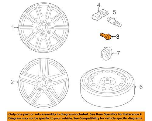 Porsche Wheel Bolt +7mm Longer. Porsche 996 / Boxster / 997 / Cayman