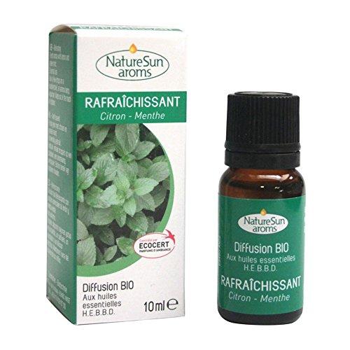Naturesun aroms - Mélange Diffusion Rafraichissant - Flacon 10 ml