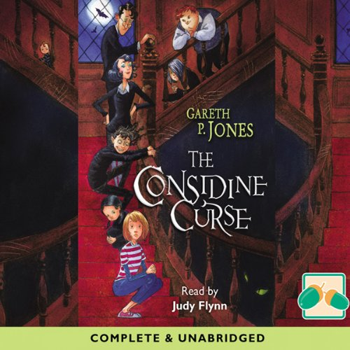 The Considine Curse cover art