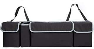 Stowing & Tidying Car Trunk Organizer Pockets Large Capacity Universal Back Seat Storage Bag Auto Stowing Tidying Auto Sto...