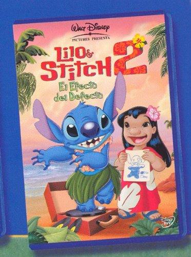 Lilo & Stitch 2: El efecto del defecto [DVD]