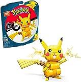 Mega Construx Pokemon Pikachu Figure Building Set...