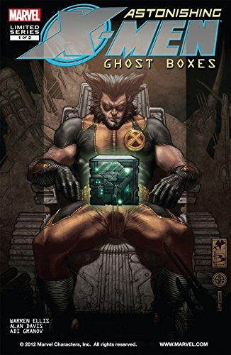 Astonishing X-Men: Ghost Boxes #1 (of 2) (Astonishing X-Men- Ghost Boxes) (English Edition)
