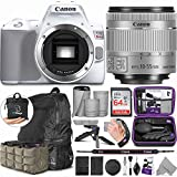 Best Dslr Camera Bundles - Canon EOS Rebel SL3 White DSLR Camera Review