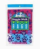 Doggie Walk Bags Classic Baby Powder Bag, Blue, 35-Bags