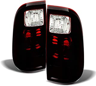 ACANII - For Dark Tinted 2008-2016 Ford F250 F350 F450 F550 Super Duty Tail Lights Left+Right