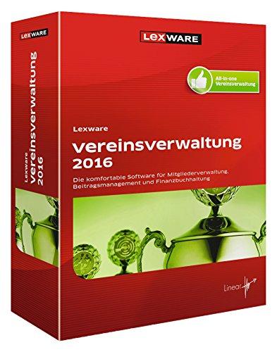 Lexware vereinsverwaltung 2016