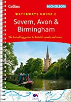 Severn, Avon and Birmingham: Waterways Guide 2 (Collins Nicholson Waterways Guides)