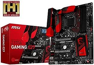 MSI Z170A GAMING M7 Intel Z170 LGA1151 ATX