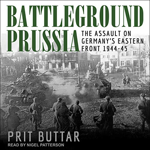 Battleground Prussia  By  cover art