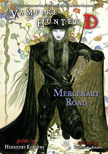 Vampire Hunter D Volume 19: Mercenary Road (English Edition)