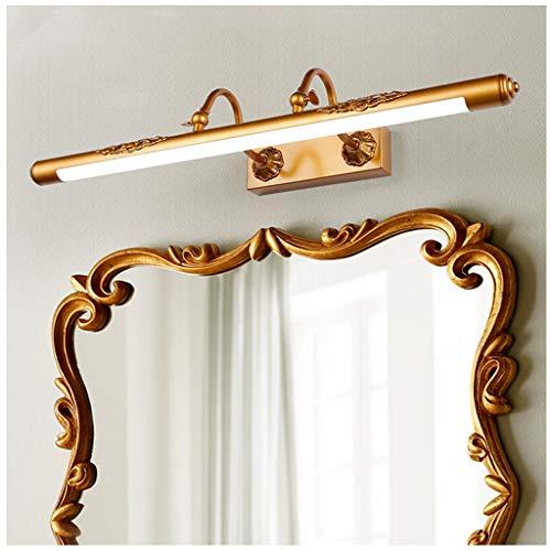 Lhh Led-spiegellamp, badlamp, wandlamp, make-uptafel, verlichting voor badkamer, kapstok, keuken