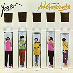 Germfree Adolescents (X-Ray Clear Vinyl Edition)