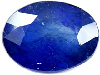55Carat Brand Real Blue Sapphire Loose Gemstone 3 Carat Oval Birthstone Healing for Jewelry at Wholesale