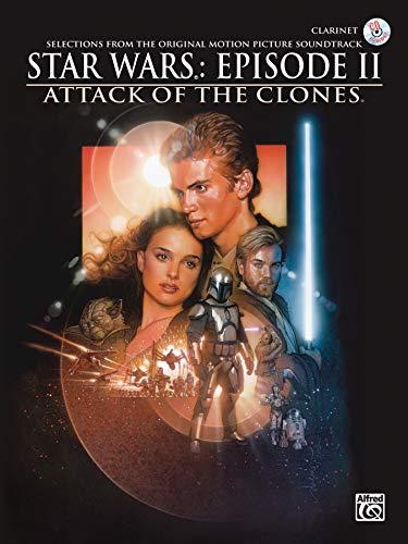 Star Wars, Episode II Attack of the Clones: Clarinet