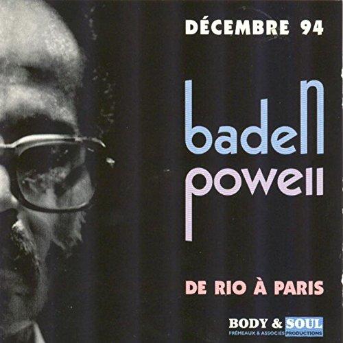 De Rio a Paris Decembre 94