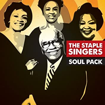 Soul Pack - The Staple Singers - EP