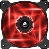 Corsair  Air Series SP 120 LED Red High Static Pressure Fan Cooling - single pack