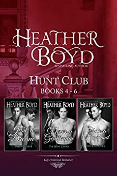 Hunt Club Boxed Set Books 4-6 by [Heather Boyd]