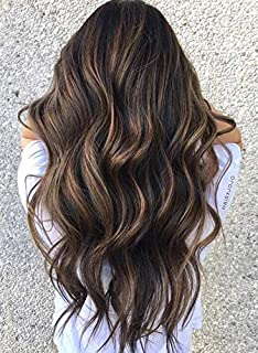 Best u part wig human hair with clips Reviews