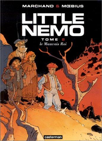 Little Nemo, tome 2 : Le Mauvais Roi