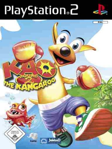 Kao The Kangaroo: Round 2 [Edizione : Germania]