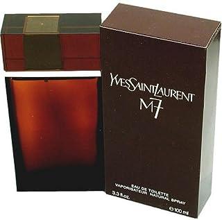 M7 By Yves Saint Laurent For Men. Eau De Toilette Spray 3.3 Oz.