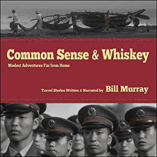 Common Sense and Whiskey audiobook cover art