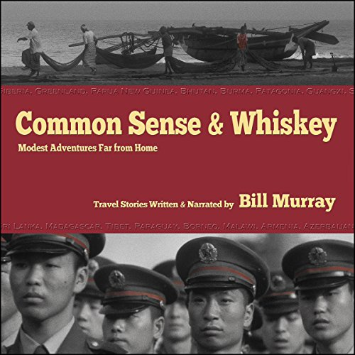 Common Sense and Whiskey cover art