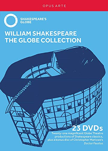 Shakespeare: The Globe Collection [23 DVDs]