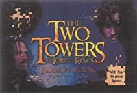 The Two Tower Jigsaw Book Large (The Lord of the Rings)