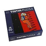 Moulinsart Puzzle Tintín La Escalera del Cohete con póster 30x30cm 81541 (2015)