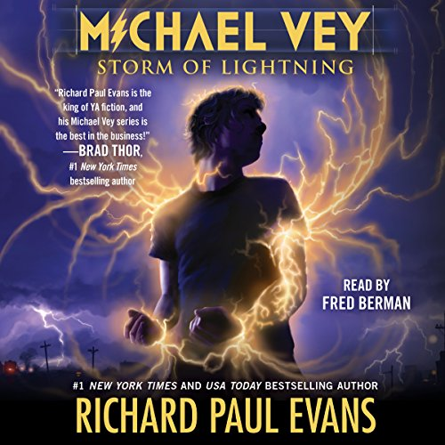Storm of Lightning audiobook cover art
