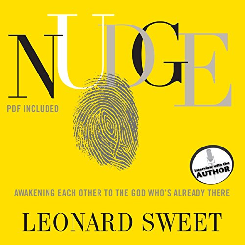Nudge audiobook cover art