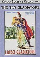 Ten Gladiators [DVD]