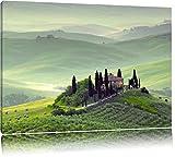Wunderschöne Toskana Landschaft Format: 80x60 auf