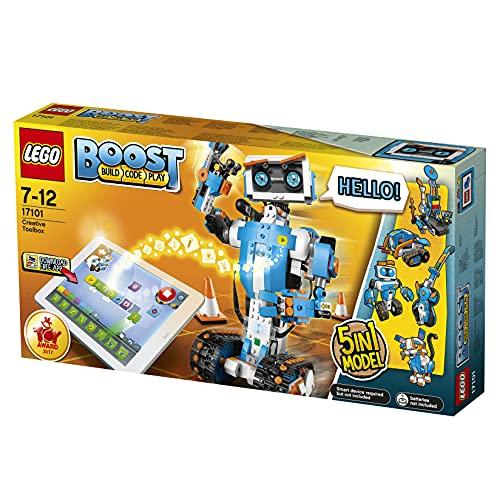 レゴ(LEGO)ブーストレゴブーストクリエイティブ・ボックス17101知育玩具ブロックおもちゃプログラミングロボット