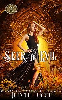 Book cover image for Seer of Evil (Women of Valor): A Maura Robichard Action Adventure Psychological Thriller