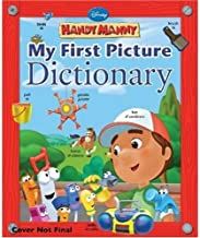Handy Manny: Handy Manny English Spanish Picture Dictionary
