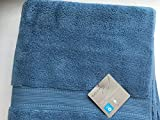 Charisma Bath Towel Blue Shadow 30 in x 58 in