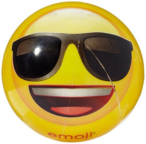 Emoji 16741 – Happy People Balle en Plastique, 11 cm