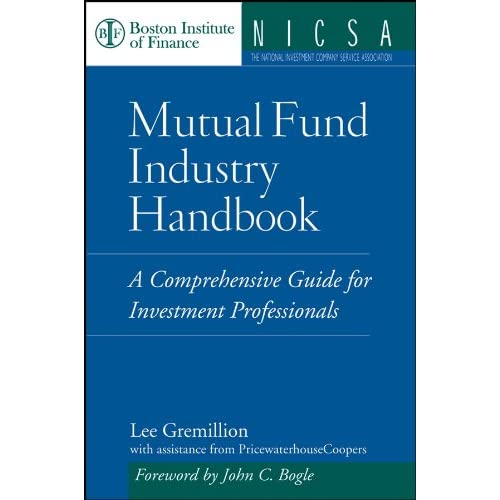 mutual fund operations manual