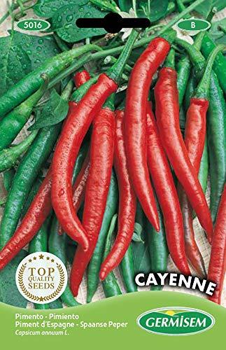 Germisem Cayenne Semi di Peperoncino 1.5 g