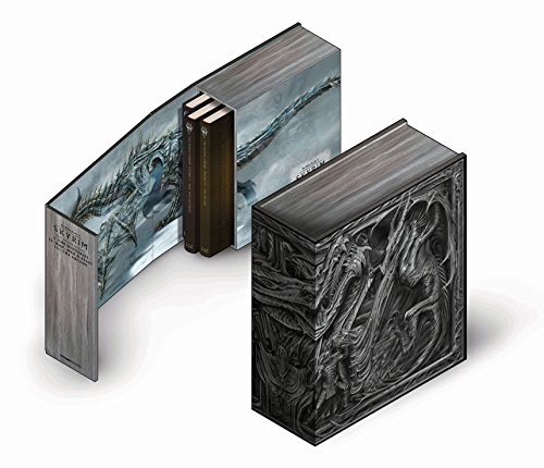 The Skyrim Library: Volumes I, II & III Box Set (Hardcover Books) $41.24 AC + Free Shipping via Amazon