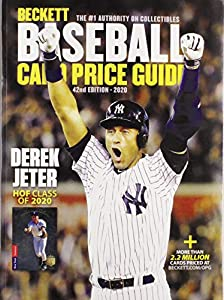 Beckett Baseball Card Price Guide #42