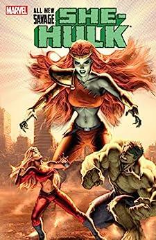 Savage She-Hulk (All-New Savage She-Hulk (2009)) by [Fred Van Lente, Peter Vale, Alex Garner, Michael Ryan]