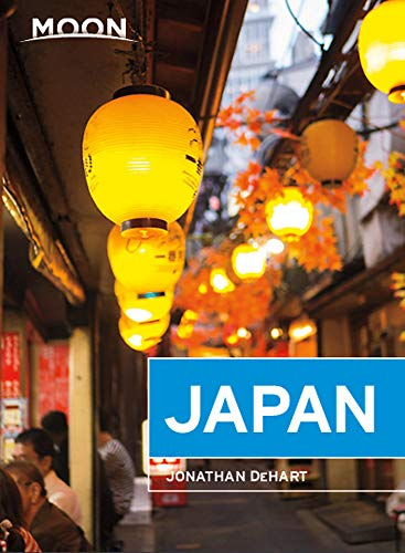Moon Japan (First Edition) (Moon Travel Guides) [Idioma Inglés]: Plan Your Trip, Avoid the Crowds, and Experience the Real Japan