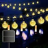 Solar String Lights,59ft 100 LEDs Solar Garden...
