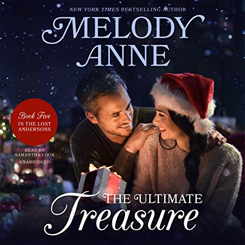 The Ultimate Treasure audiobook cover art