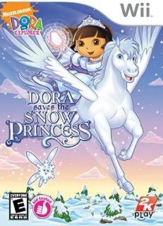 Dora the Explorer: Dora Saves the Snow Princess - Nintendo Wii
